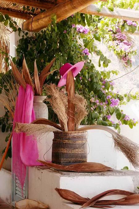 Υπέροχες ιδέες διακόσμησης κήπου