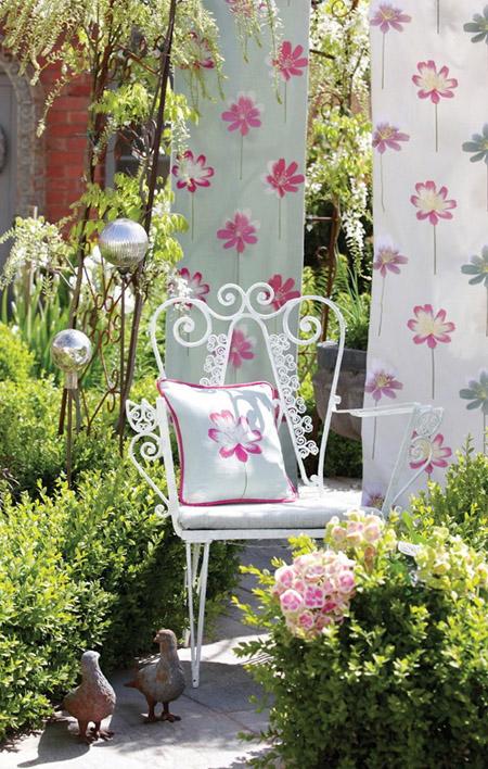 Υπέροχες ιδέες διακόσμησης κήπου1