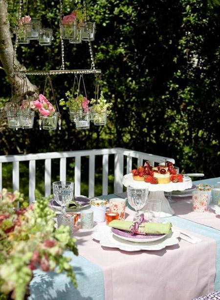 Υπέροχες ιδέες διακόσμησης κήπου2