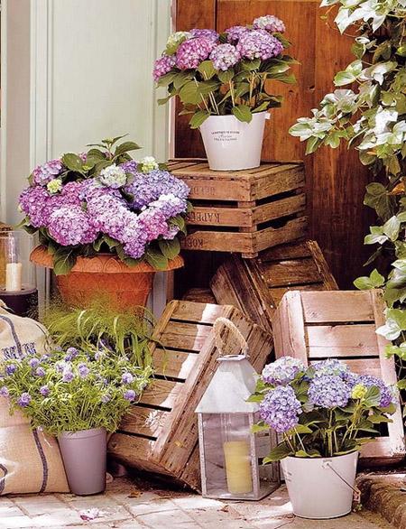 Υπέροχες ιδέες διακόσμησης κήπου5