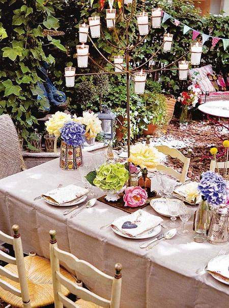 Υπέροχες ιδέες διακόσμησης κήπου9