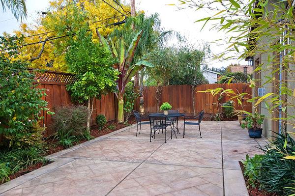 σχεδιασμός μικρής αυλής και κήπου