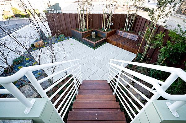 σχεδιασμός μικρής αυλής και κήπου12