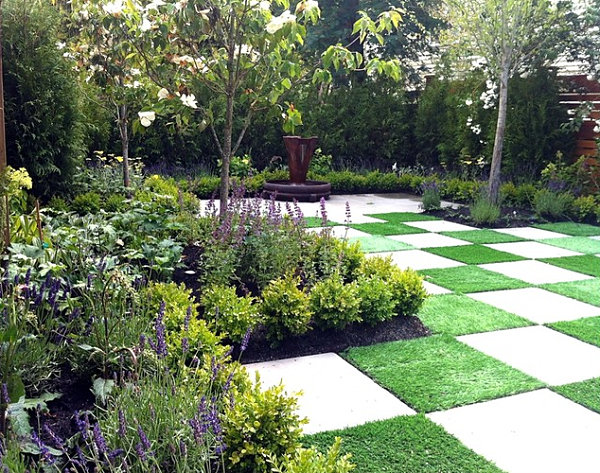 σχεδιασμός μικρής αυλής και κήπου13