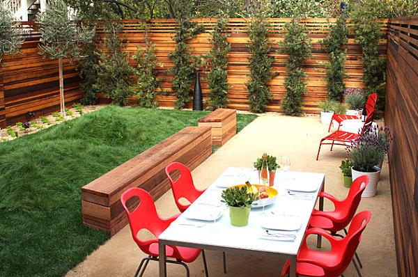 σχεδιασμός μικρής αυλής και κήπου2