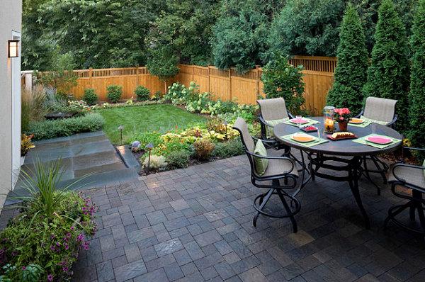 σχεδιασμός μικρής αυλής και κήπου3