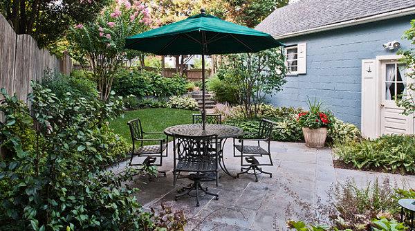 σχεδιασμός μικρής αυλής και κήπου4