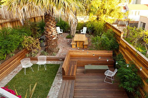 σχεδιασμός μικρής αυλής και κήπου5