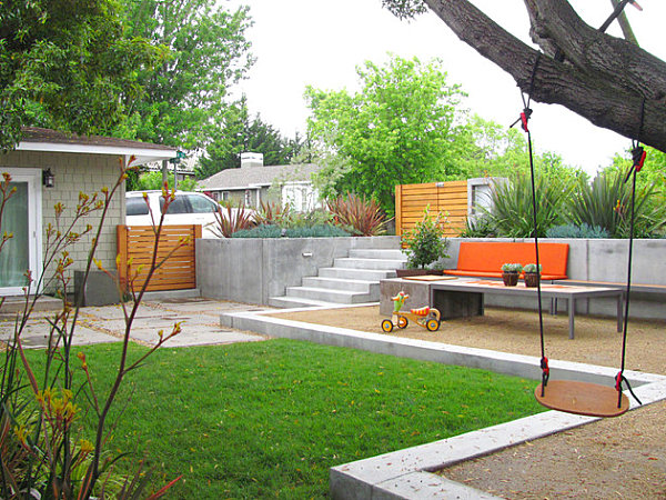 σχεδιασμός μικρής αυλής και κήπου7