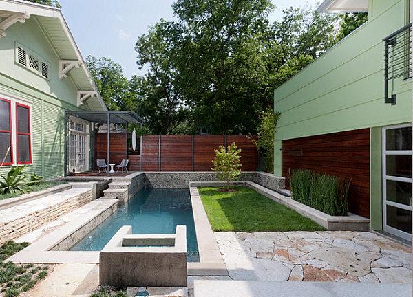 σχεδιασμός μικρής αυλής και κήπου9