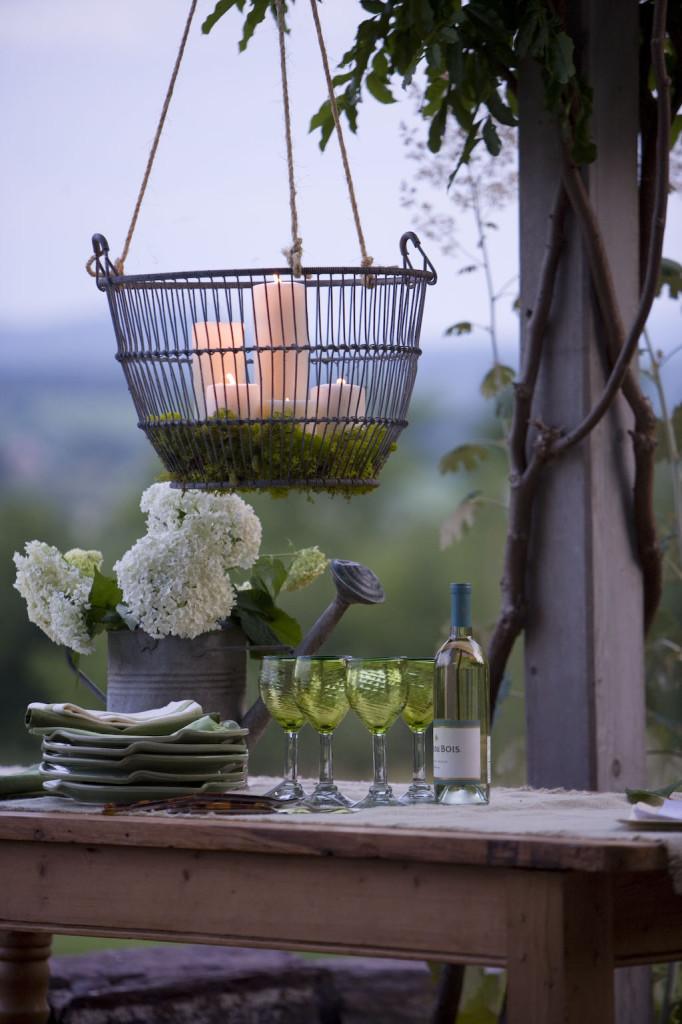 Καλοκαιρινές ιδέες για φωτισμό κήπου