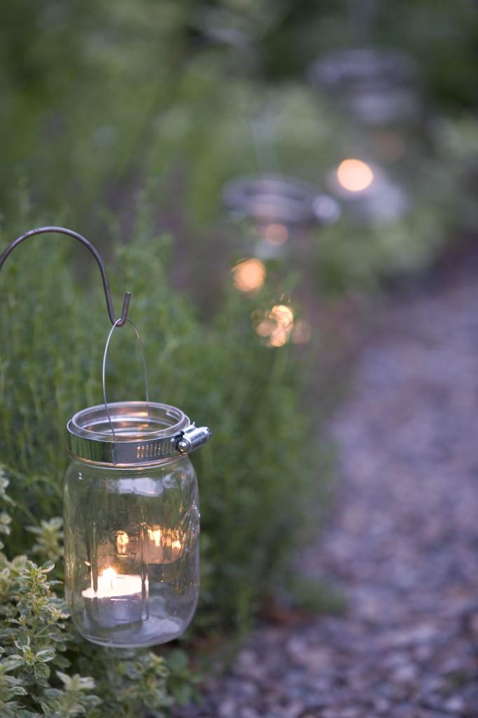 Καλοκαιρινές ιδέες για φωτισμό κήπου2