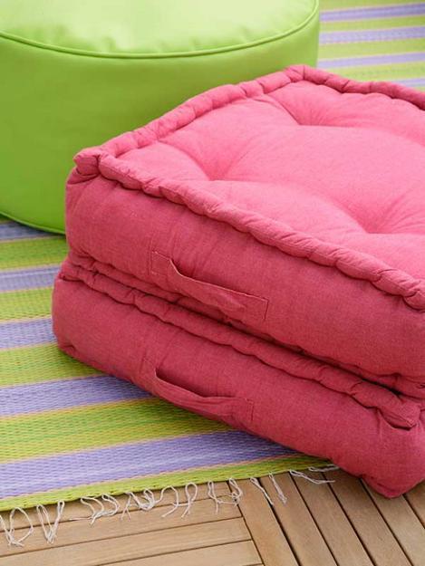 ροζ και πράσινοι συνδυασμοί χρωμάτων για την εξωτερική διακόσμηση5