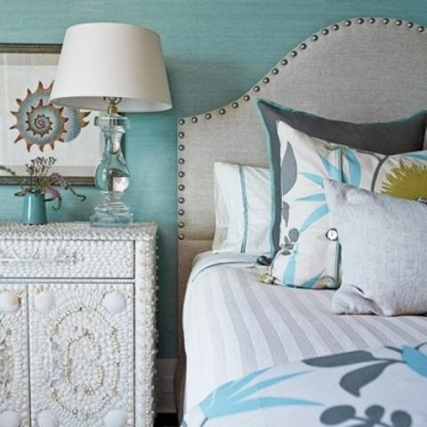 θαλασσινή διακόσμηση για υπνοδωμάτια και μπάνια