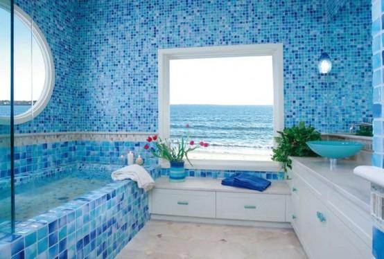 θαλασσινή διακόσμηση για υπνοδωμάτια και μπάνια14