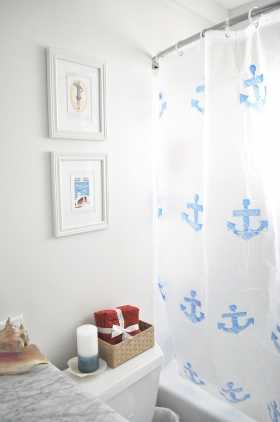 θαλασσινή διακόσμηση για υπνοδωμάτια και μπάνια15