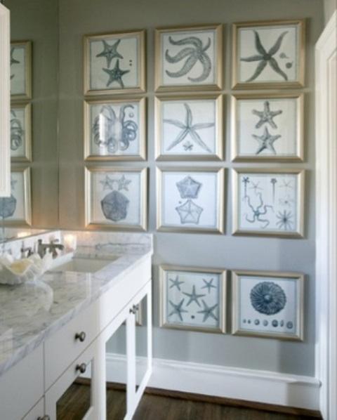 θαλασσινή διακόσμηση για υπνοδωμάτια και μπάνια19