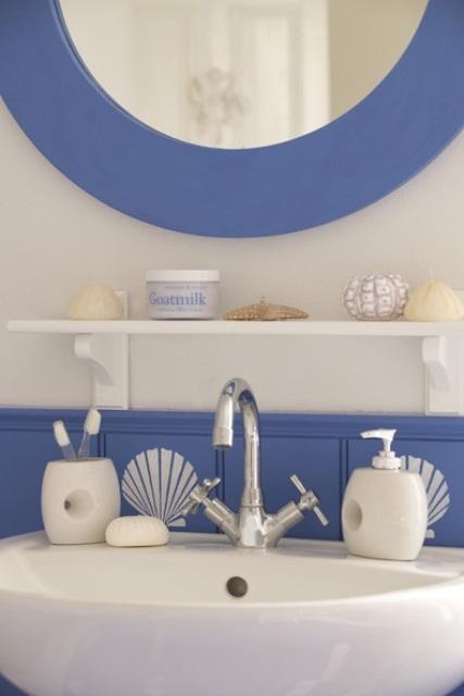 θαλασσινή διακόσμηση για υπνοδωμάτια και μπάνια21