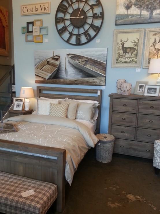 θαλασσινή διακόσμηση για υπνοδωμάτια και μπάνια3