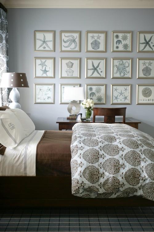 θαλασσινή διακόσμηση για υπνοδωμάτια και μπάνια5