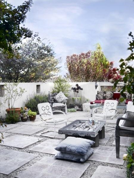 ιδέες για Κήπους στην ταράτσα 4
