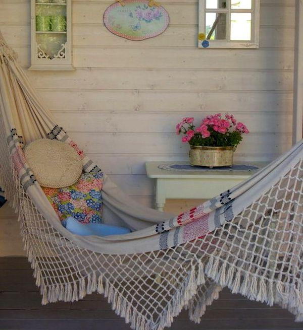 Όμορφες ιδέες με αιώρες που θα ζωντανέψουν το καλοκαίρι σας