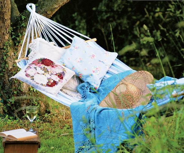 Όμορφες ιδέες με αιώρες που θα ζωντανέψουν το καλοκαίρι σας13