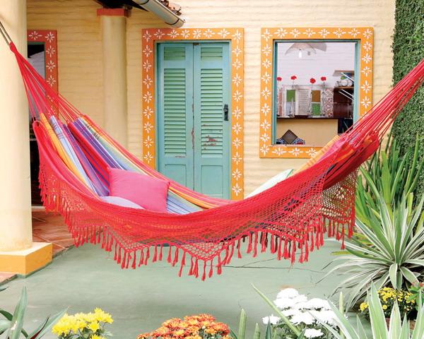 16 Όμορφες ιδέες με αιώρες που θα ζωντανέψουν το καλοκαίρι σας