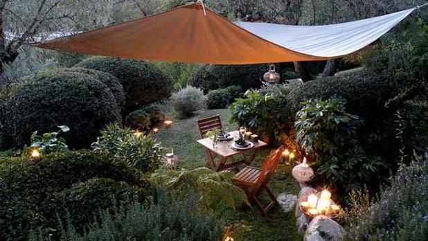 πρακτικές Ομπρέλες για διακοσμήσεις κήπου