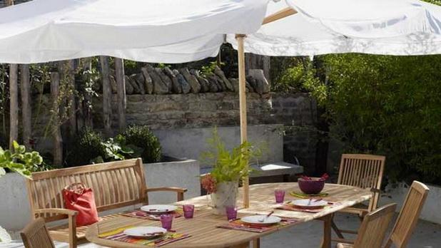 πρακτικές Ομπρέλες για διακοσμήσεις κήπου3
