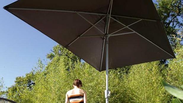 πρακτικές Ομπρέλες για διακοσμήσεις κήπου6