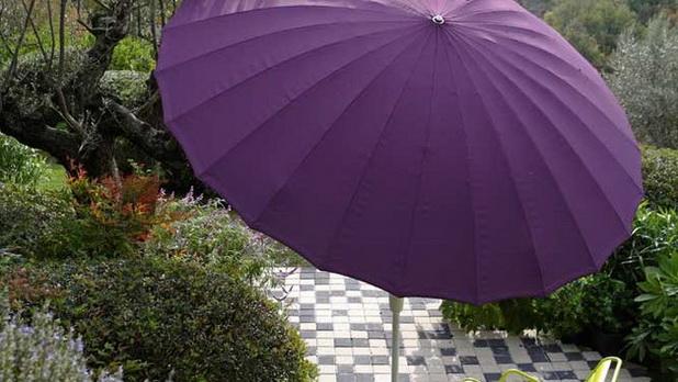 πρακτικές Ομπρέλες για διακοσμήσεις κήπου7