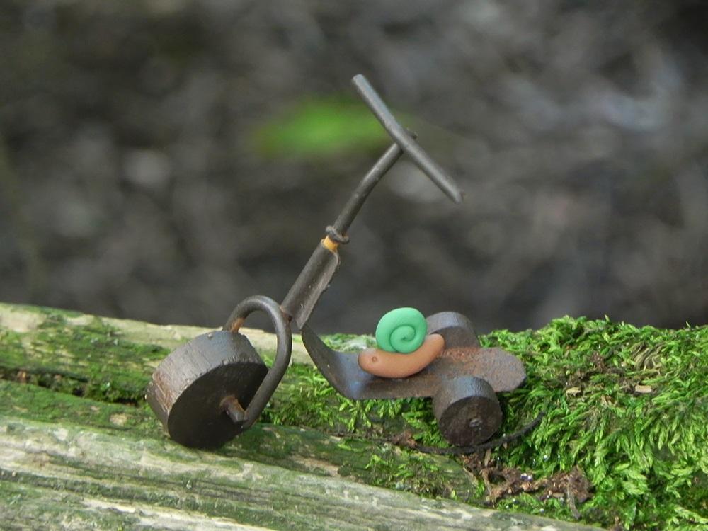 Xειροποίητα μίνι αξεσουαρ για εκπληκτικές διακοσμήσεις κήπου6