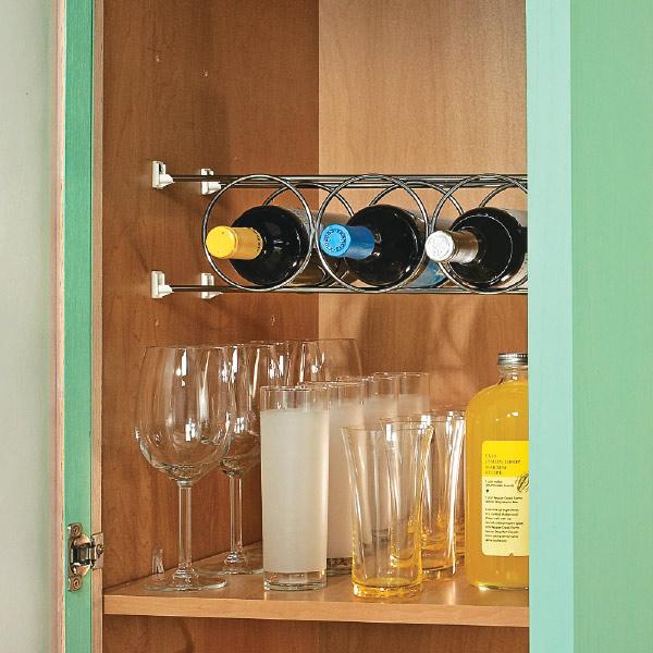 Κομψές λύσεις αποθήκευσης ντουλαπιών κουζίνας1