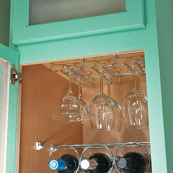 Κομψές λύσεις αποθήκευσης ντουλαπιών κουζίνας3