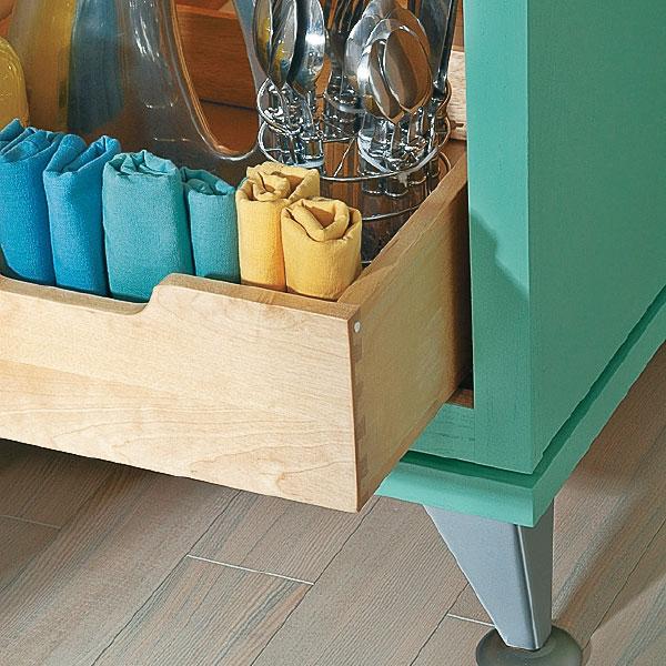 Κομψές λύσεις αποθήκευσης ντουλαπιών κουζίνας4