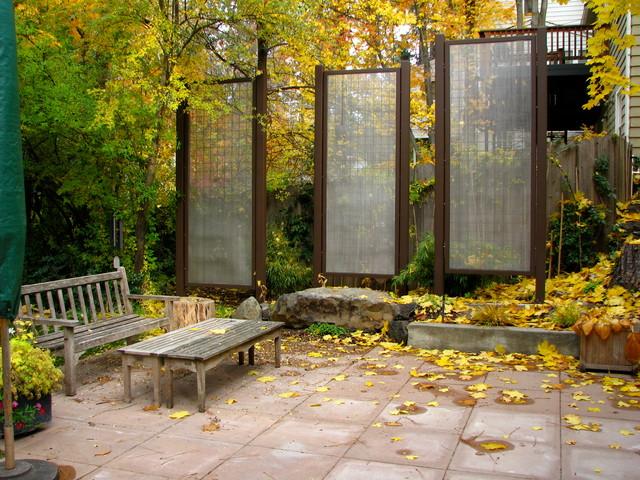 Έξυπνοι και κομψοί τρόποι για να αποκτήσετε Ιδιωτικότητα στην αυλή και τον κήπο σας