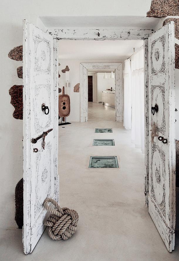 Εκπληκτική Ρουστίκ διάθεση σε ένα σπίτι στη Σαρδηνία