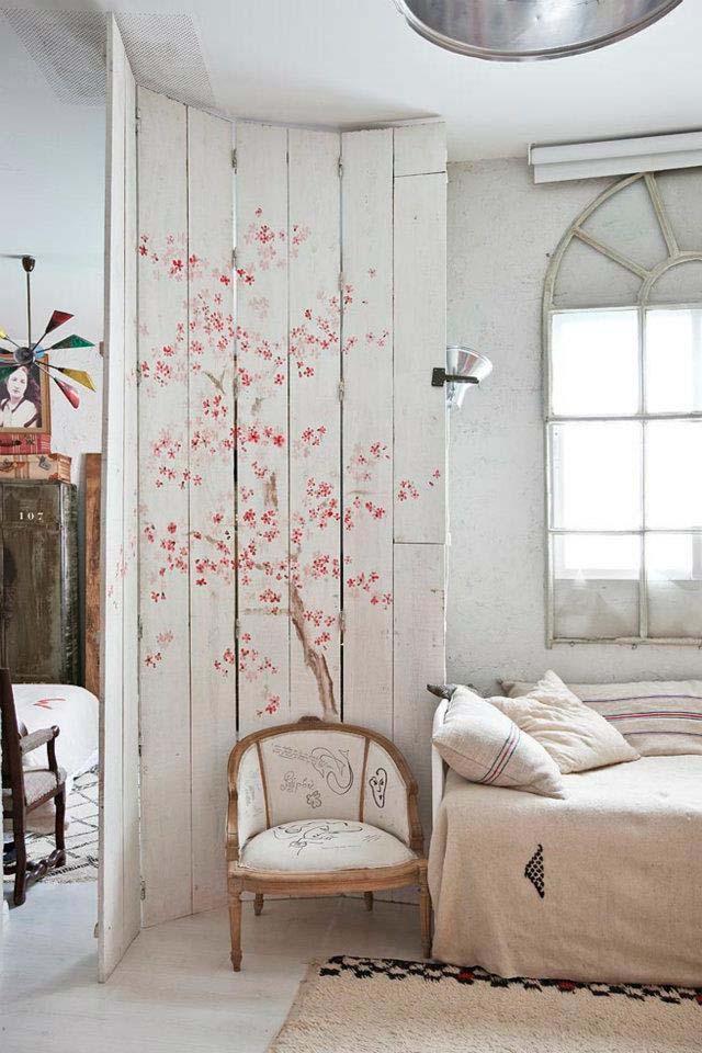Υπέροχες ιδέες για το σπίτι σας με συνδυασμό Λευκού και Κόκκινου χρώματος