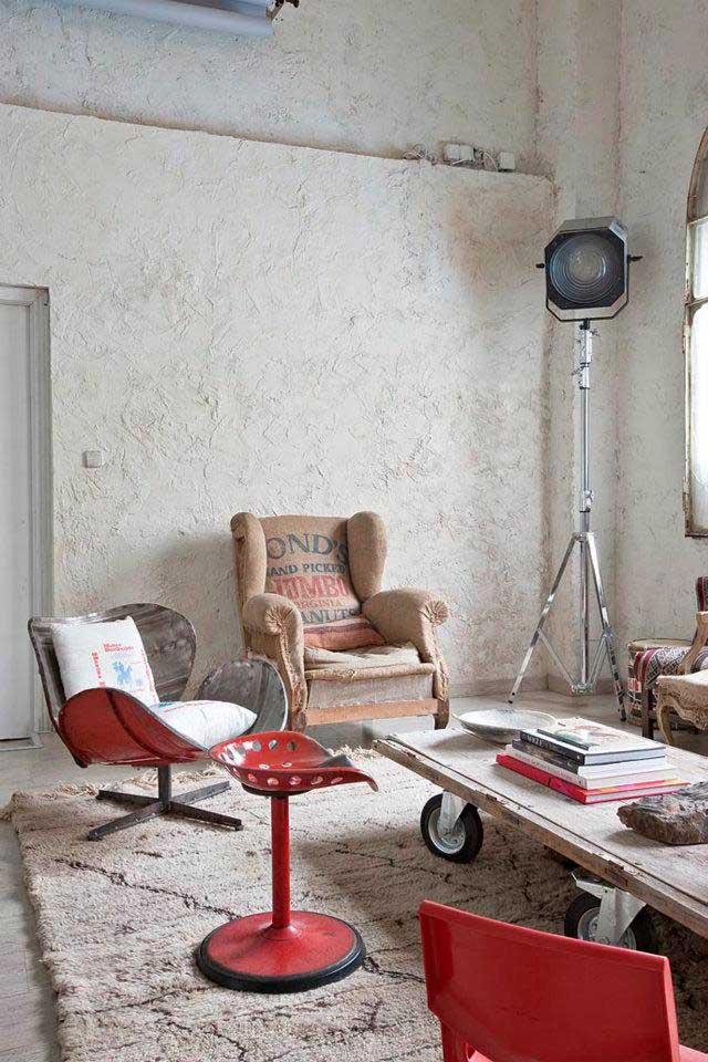 Υπέροχες ιδέες για το σπίτι σας με συνδυασμό Λευκού και Κόκκινου χρώματος7