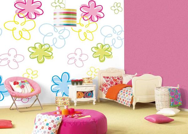 Υπέροχοι Συνδυασμοί χρωμάτων για το Παιδικό Δωμάτιο