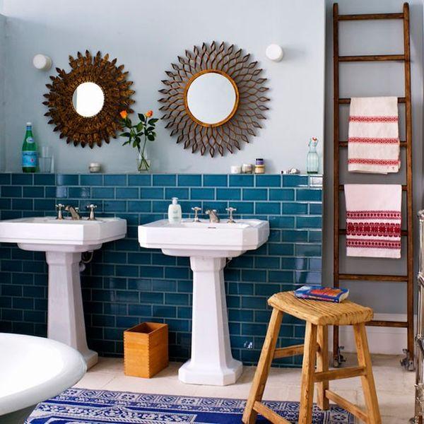 ιδέες για να οργανώσετε και να εκθέσετε τις πετσέτες στο μπάνιο σας2