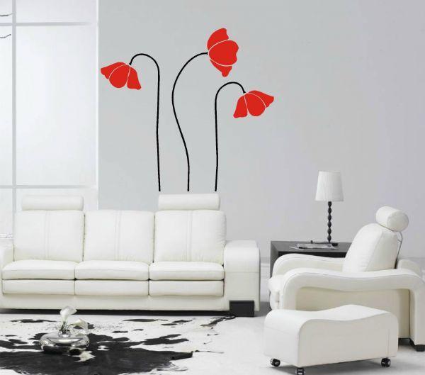 ιδέες με λουλούδια παπαρούνας στη διακόσμηση του σπιτιού σας1