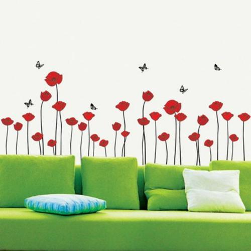 ιδέες με λουλούδια παπαρούνας στη διακόσμηση του σπιτιού σας6