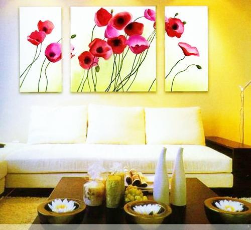ιδέες με λουλούδια παπαρούνας στη διακόσμηση του σπιτιού σας8