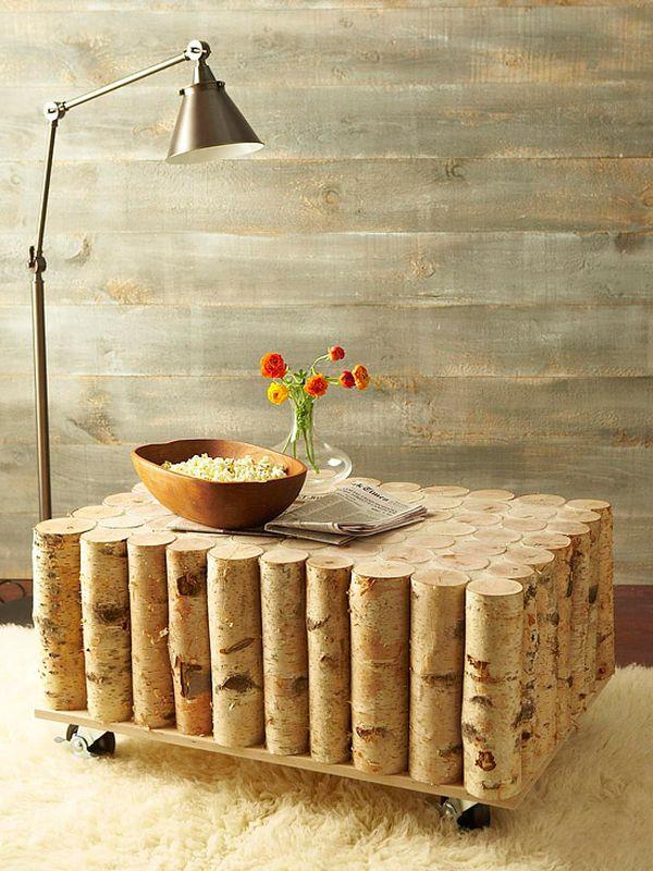 15 Όμορφα DIY τραπεζάκια για να αναδείξετε το σαλόνι σας