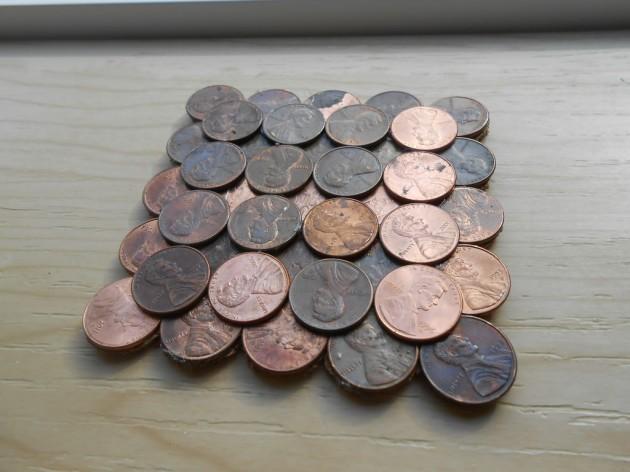 DIY Ιδέες από μικρά σε αξία κέρματα3
