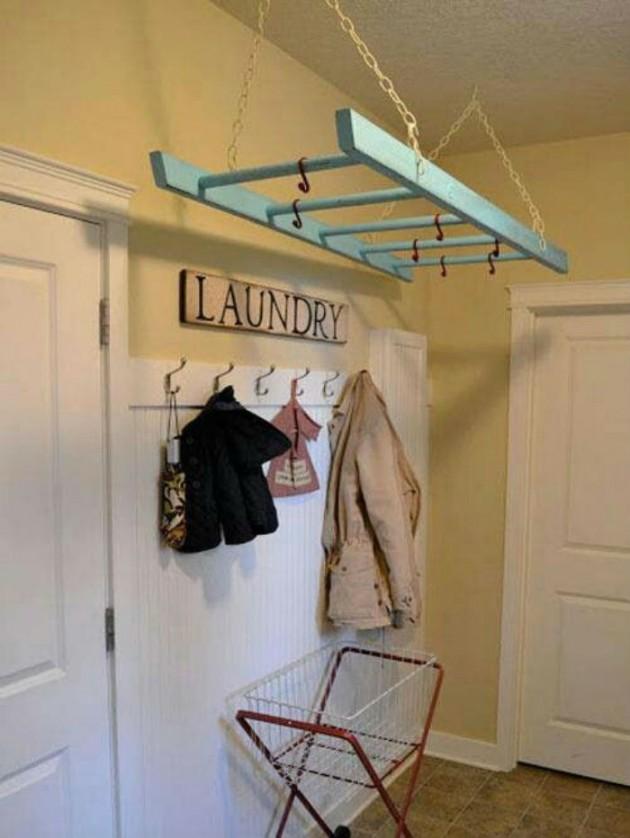 DIY ιδέες αποθήκευσης ρούχων11
