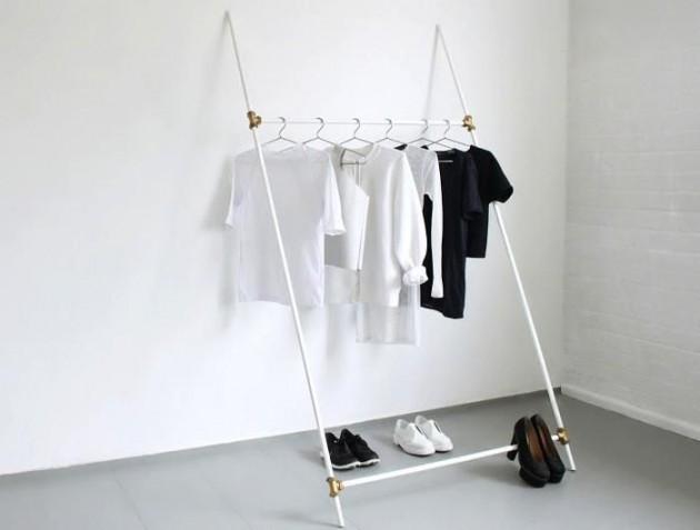 DIY ιδέες αποθήκευσης ρούχων14