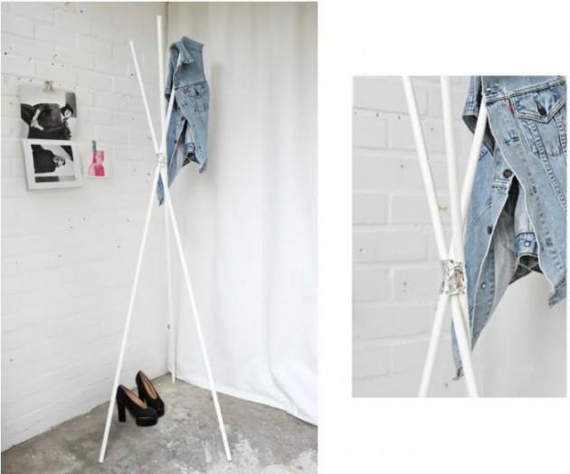 DIY ιδέες αποθήκευσης ρούχων16